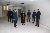 BASKETBOL - Meram'a Kazandırılacak Olan Spor Kompleksinde Sona Yaklaşılıyor