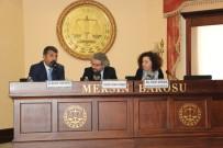 İNSAN HAKLARı - Mersin'de 'İnsan Hakları' Paneli