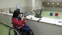 TEKERLEKLİ SANDALYE BASKETBOL - Milli Atıcılar Paralimpik Oyunları İçin Sıkı Çalışıyor