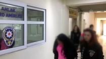 MASAJ - Polis müşteri kılığına girdi...