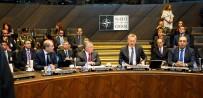 KRAL ABDULLAH - NATO Genel Sekreteri Stoltenberg, Ürdün Kralı Abdullah İle Görüştü