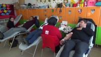 MUSTAFA YıLDıRıM - Öğretmenleri Kan Verdi Öğrencilere Kan Bağışının Önemi Anlatıldı