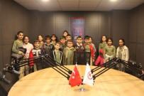 YÜZME HAVUZU - Ortaokul Öğrencileri SDÜ'yü Gezdi