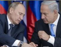 SAVUNMA SİSTEMİ - Rus ve İsrail askeri heyetleri Suriye'yi görüştü