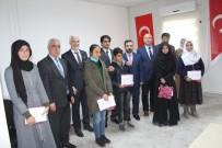 MÜFTÜ YARDIMCISI - Samsat'ta Başarılı Öğrenciler Ödüllendirildi