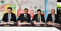 SOSYAL SORUMLULUK PROJESİ - Samsun'da 2 Sağlık Projesinde İmzalar Atıldı
