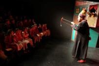 GÖLGE OYUNU - Şehir Tiyatrolarında 'Püskül' Töreni
