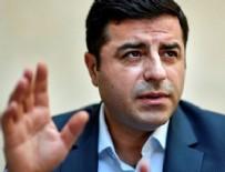 MAHKEME BAŞKANI - Selahattin Demirtaş'a mahkemeden ret