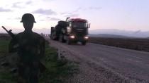 ZIRHLI ARAÇLAR - Suriye Sınırına Askeri Sevkiyat