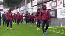 JURAJ KUCKA - Trabzonspor, Beşiktaş Maçı Hazırlıklarını Sürdürdü