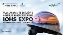 İŞ GÜVENLİĞİ UZMANI - Türkiye'nin İş Sağlığı Ve Güvenliği Oscarları Sahiplerini Bulacak