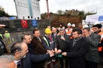 ÜSKÜDAR BELEDİYESİ - Üsküdar'da Oğuzhan Camii Temel Atma Töreni Gerçekleştirildi