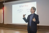 ULU CAMİİ - Van Müftülüğünden 'Etkili İletişim' Programı