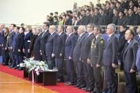 YALÇıN TOPÇU - Yalçın Topçu, Haydar Aliyev'i Anma Törenine Katıldı