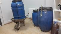 Yalova'da El Yapımı İçki Operasyonu