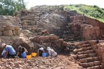 SARMAŞıK - 2300 Yıllık Kaleye 1 Milyon Ziyaretçi