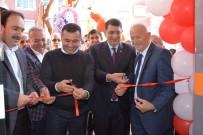 ESNAF VE SANATKARLARı KONFEDERASYONU - AESOB Alanya Sicil Bürosu Yeni Hizmet Ofisi Açıldı