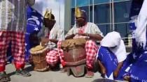 ENFORMASYON BAKANI - Afrika Boynuzu'nda Tarihi Ziyaret