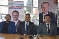 BAŞKAN ADAYI - AK Parti Burdur Belediye Başkan Adayı Kurt Açıklaması 'Bizlere, Burdur'u Almadan Gelmeyin Dedi'