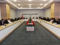 GENÇLİK KOLLARI - AK Parti Tanıtım Ve Medya Toplantısı Yapıldı