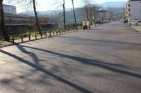 RESTORASYON - Akçakoca'da Yol Çalışmalarıyla Rekora İmza Atıldı