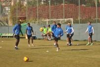 CENGIZ AYDOĞAN - Alanyaspor'da Rizespor Maçı Hazırlıkları Sürüyor