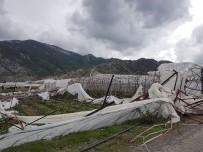 Anamur'da Hortum Ve Yağışın Zararı Açıklaması 5 Milyon 712 Bin Lira