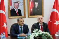 Bakan Yardımcısı Erdil Açıklaması 'Türkiye, Avrupa'da 6 Ülkenin Topladığı Uyuşturucuyu Tek Başına Topladı'