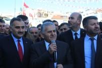 BAŞKAN ADAYI - Başkan Büyükkılıç'tan Develi'ye Ziyaret