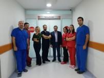 AMELİYATHANE - Başkan Yıldırım Açıklaması 'Anestezi Çalışanları Ameliyathanelerin Gizli Kahramanlarıdır'