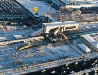 VASIP ŞAHIN - Başkentteki tren kazasına soruşturma: 3 kişi gözaltında