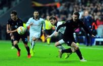 FATIH AKSOY - Beşiktaş İlk Yarıda Gol Bulamadı