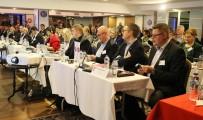 DOĞALGAZ BORU HATTI - BWI Avrupa Komitesi Adana'da Toplandı