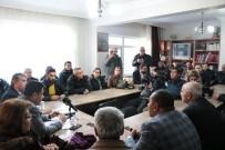 BAYRAK YARIŞI - CHP İl Başkanlığına Şeref Baran Genç, Getirildi