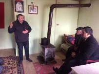EV TEMİZLİĞİ - Çıldır SYDV'den Evde Bakım Projesi