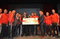 TÜRK HALK MÜZİĞİ - CK Enerji Çamlıbel Elektrik Sosyal Sorumluluk Projelerini Aynı Gecede Buluşturdu