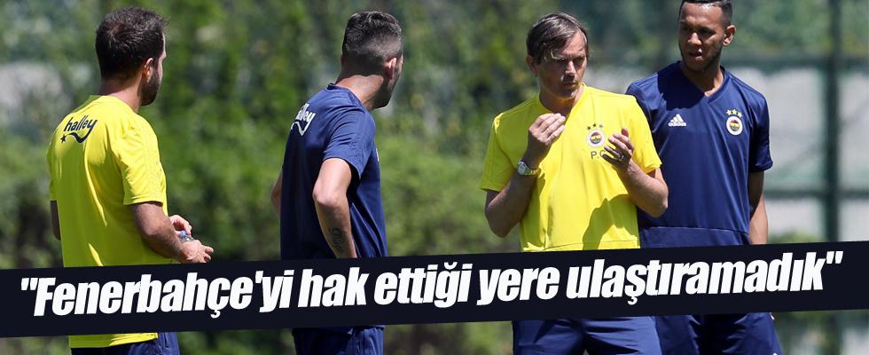 Cocu'dan 'Fenerbahçe' açıklaması