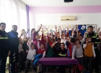 TRAFİK EĞİTİMİ - Dalamanlı Çocuklar 'Trafik Dedektifi' Oldu