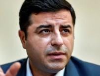 MAHKEME BAŞKANI - Demirtaş'ın tutukluluk halinin devamına karar verildi