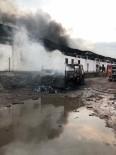 KÖTÜ HABER - Demokratik Kongo'da Seçim Deposunda Yangın