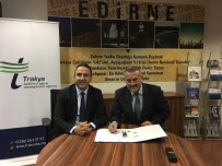 İL SAĞLıK MÜDÜRLÜĞÜ - Edirne'de 'Uluslararası Sağlık Köprüsü Projesi'
