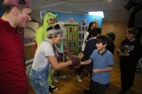 BAYRAMPAŞA BELEDİYESİ - 'En Çevreci Tiyatro' Bayrampaşa'da Sahnelendi
