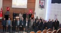 SOSYAL HİZMET - Erzurum'da 'Anka Temel Personel Eğitimi' Düzenlendi