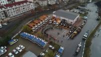 ESENYURT BELEDİYESİ - Esenyurt 70 Araç Ve 4 Bin Ton Tuz Stokuyla Kışa Hazır