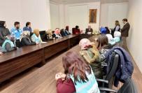 GIDA YARDIMI - EVSAD'dan Başkan Kurtulan'a Ziyaret