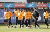 FLORYA - Galatasaray'da Başakşehir Hazırlıkları Sürüyor