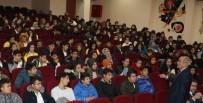 KAZANCı BEDIH - Genel Sekreter Abdulkadir Açar Gençlerle Buluştu