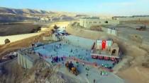 GÜNEYDOĞU ANADOLU PROJESI - Hasankeyf'te Türbe Ve Zaviyeler De Taşınıyor