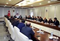 ZEKERIYA GÜNEY - İl İdare Şube Başkanları Toplantısı Yapıldı