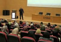 SÜLEYMAN DEMIREL ÜNIVERSITESI - İlahiyat Fakültesince 'Sünnet' Konulu Konferans Düzenlendi